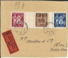 ALEMANIA BOHEMIA Y MORAVIA 1944 FRONTAL MÄHRISCH OSTRAU - Bohemia Y Moravia