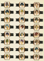 ALTO  -  Coiffures Modernes  -  Série Complète - Anelli Da Sigari