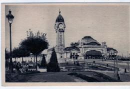 2655   Postal Francia Limoges  Estacion De Los Benedictinos - Limoges