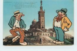 MARSEILLE - Galejades Marseillaises (lot De 20 Cartes). - Marseille
