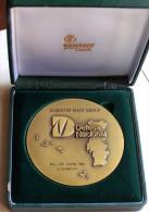 PORTUGAL 1996 - MEDAGLIA DEFESA NACIONAL - EUROCOM - Medallas Y Condecoraciones