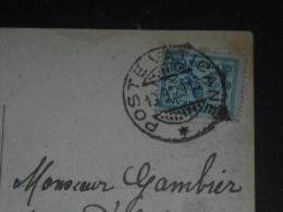 LETTRE VATICAN VATICANO AVEC YT 29 - ARMOIRIES - ROME CHATEAU SAN ANGELO - - Lettres & Documents