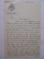 Correspondance Du Monastère Des Augustines St Anne LANNION (côtes Du Nord) - Ohne Zuordnung
