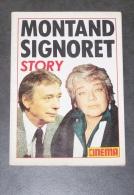 @ YVES MONTAND ET SIMONE SIGNORET STORY - Cinéma/Télévision