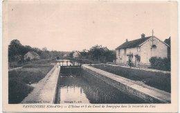 L100B_691 - Vandenesse - L'Ecluse N°8 Du Canal De Bourgogne... - Otros Municipios