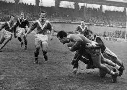 Photo  RUGBY à Identifier 18X 13 - Rugby