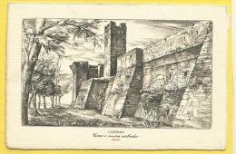 Lanciano (CH) - Torre E Mura  Urbiche - Non Viaggiata - Andere Städte