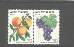 COREE DU SUD   : Y Et T  No 790  791      Neuf   XX  MNH - Corée Du Sud