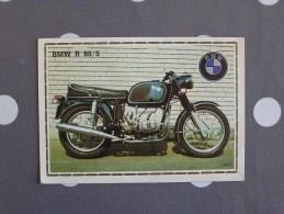PANINI Super Moto BMW R 60 / 5 Original Sticker N° 30  Vignette Chromo Trading Card Vignette Cards - Panini