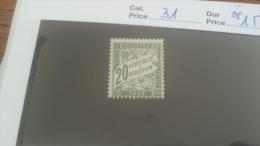 LOT 257722 TIMBRE DE FRANCE NEUF** N�31 VALEUR 15 EUROS