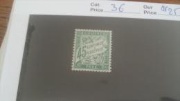 LOT 257725 TIMBRE DE FRANCE NEUF** N�36 VALEUR 25 EUROS
