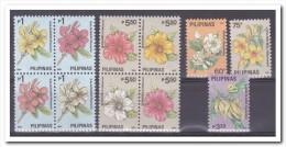 Philipijnen 1991, Postfris MNH, Flowers - Philippines