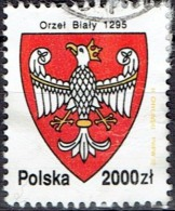 POLAND # STAMPS FROM YEAR 1992   STANLEY GIBBONS  3447 - 1944-.... Republic
