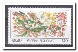 Palau 1988, Postfris MNH, Flowers - Palau