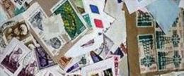 India KILOWARE DjungleBag 5 KG (11LB)  Larger Def.stamps     [vrac Kilowaar Kilovara Mixture] - Stamps
