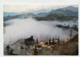 VIETNAM - AK 229765 Clouds Worming Through Sapa's Peaks - Sapa - Lao Cai - Viêt-Nam