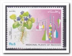 Pakistan 1992, Postfris MNH, Medical Plants - Pakistan