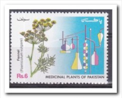 Pakistan 1993, Postfris MNH, Medical Plants - Pakistan