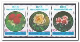 Pakistan 1978, Postfris MNH, Flowers, Roses - Pakistan