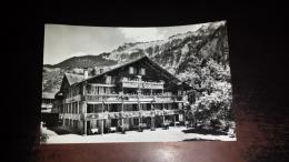 C-36264 LAUTERBRUNNEN PANORAMA HOTEL ALBERGO RISTORNATE - BE Berne