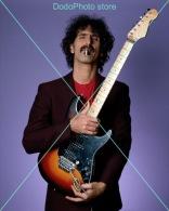 Frank Zappa - 0010 - Glossy Photo 8 X 10 Inches - Personalità