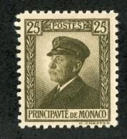 M-54  Monaco 1922  Michel #54 *  Offers Welcome! - Monaco