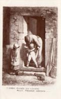 Cpa-photo MILLET, Précaution Maternelle, Musée Du Louvre T.2894    (45.82) - Peintures & Tableaux