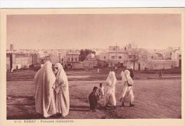 Morocco Rabat Femmes Marocaines - Rabat