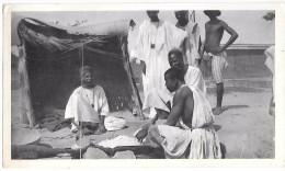 AFRIQUE OCCIDENTALE FRANCAISE AOF - Marchand De Sel - Format 18 X 10.5 Cm - Cartes Postales