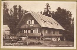 PAHORJE - Ruska Koca 1250 M  ( Pohorje Near Maribor ) * Slovenia * Travelled 1915. * Military Post * Feldpost - Slovenia