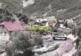 CPSM YUGOSLAVIA IZVOR PLIVE DETALI - Yougoslavie
