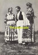 JUGOSLAVIJA NARODNA NOSNJA ** YUGOSLAVIA NATIONAL COSTUME - Yougoslavie