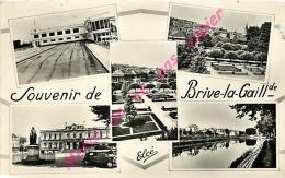 19.  BRIVE . CP Multivues . - Brive La Gaillarde