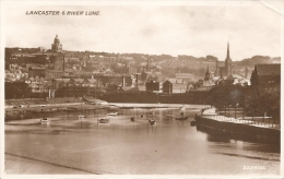 GB - La - Lancaster & River Lune - Real Photo Valentine & Sons N° 223400 (circ. 1950) - Other
