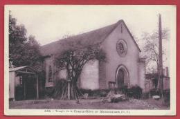 La Cournolière Par Moncoutant - Le Temple - 1940 ( Voir Verso ) - Moncoutant