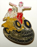 MOTO CATHY DAVID CASCADEUR - Motorbikes