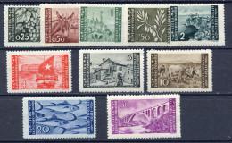 -1946-OCCUPAZIONI-ISTRIA E LITTORALE SLOVENO  S 6 MNH** - Ocu. Yugoslava: Litoral Esloveno