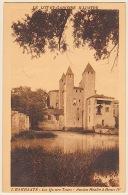 BARBASTE ..... LES QUATRE TOURS .... ANCIEN MOULIN À HENRI IV - France