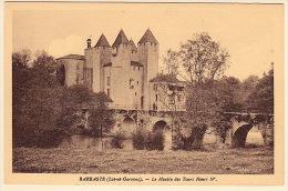 BARBASTE (Lot-et-Garonne) .... LE MOULIN DES TOURS HENRI IV - France