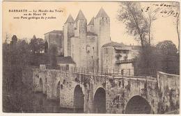 BARBASTE .... LE MOULIN DES TOURS OU DE HENRI IV - France