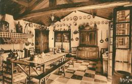 Saint Jean De Monts. La Salle à Manger Du Moulin De La Belle étoile. - Saint Jean De Monts