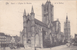 Belgium - Gent - Gand - L'Eglise St. Nicolas - Gent