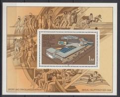 DDR - Michel - 1981 - BL 64 -  MNH** - DDR