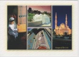 AKDX Dubai: Mosques In The United Arab Emirates - Dubai