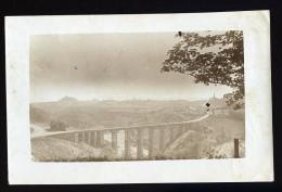 Photographie Ancienne Originale Saint Brieuc Pont De Toupin  AG15 9 - Lieux
