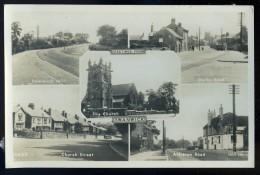 Cpa Angleterre Swanwick  Church Street Alfreton Road  Derby Road Swanwick Hill AG15 9 - Derbyshire