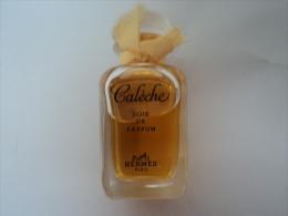 """IHERMES"""" CALECHE: SOIE DE PARFUM"""" MINI 7,5 ML  SUPERBE  LIRE ET VOIR!! - Miniaturen Flesjes Dame (zonder Doos)"""