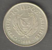 CIPRO 2 CENTS 1988 - Cipro