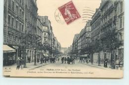 PARIS - Rue Brochant. - Arrondissement: 17