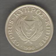 CIPRO 1 CENT 1990 - Cipro